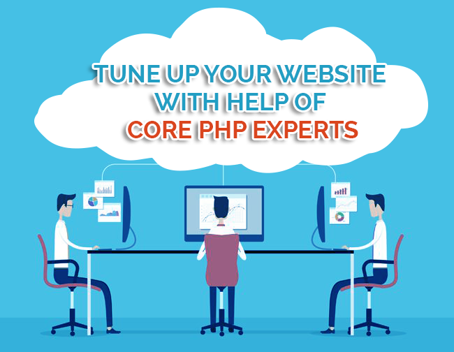 core php experts, web development